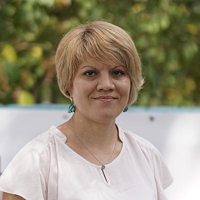 Леся Дмитракова