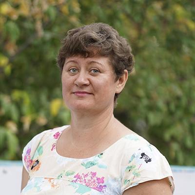 Ольга Сергун
