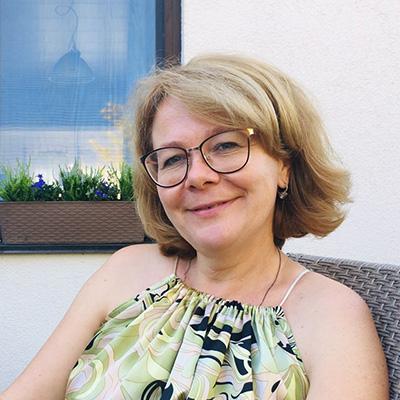 Veronica Sukhachova