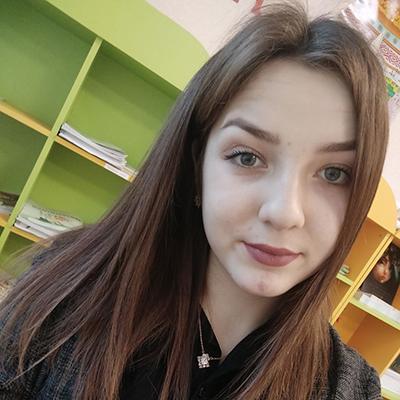 Петрійчук Іванна
