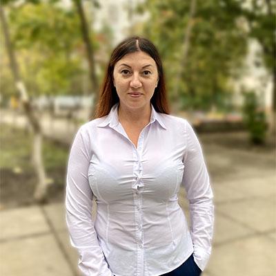 Каллалі Оксана
